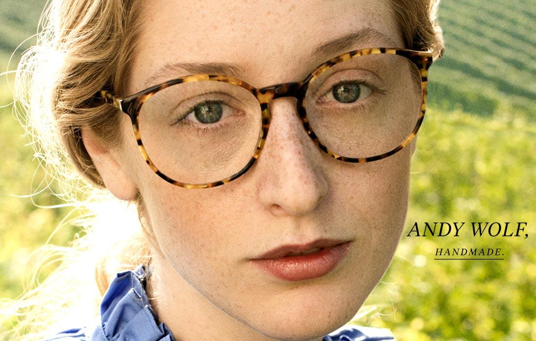 a36ba5070e1 Klassiek en gedurfd: dat zijn Andy Wolf brillen | Purmerend